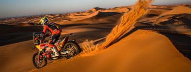 Dakar 2021: así afectará a las motos el cambio de reglamento que busca recuperar la esencia del rally