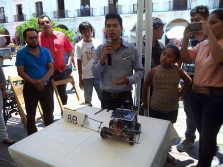 Crean Robot Recolector De Desechos1