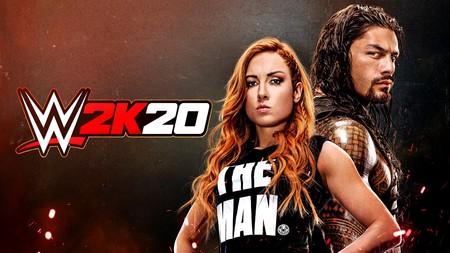 WWE 2K20 iniciará sus combates en octubre con Roman Reigns y Becky Lynch a la cabeza. Este será el contenido de todas sus ediciones