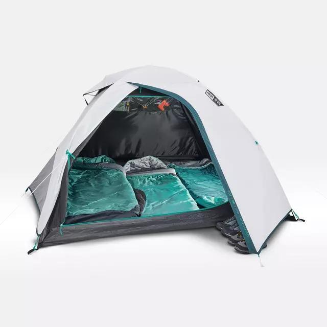 Tienda De Camping Quechua Arpenaz Fresh &Black Mh100