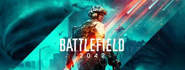 Battlefield 2042 da el pistoletazo de salida a su beta, aunque he podido jugarla antes: este es el juego más feroz de la saga