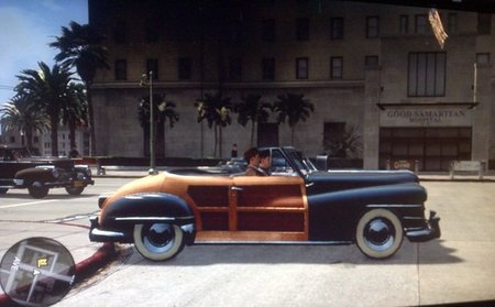 Hospital Good Samaritan en L.A. Noire