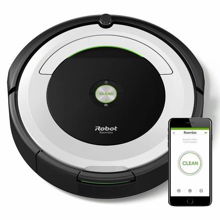 Oferta flash en el robot de limpieza iRobot Roomba 691: hasta medianoche su precio es de sólo 299 euros en Amazon