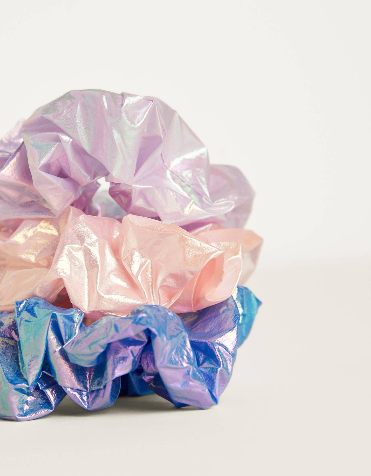 Pack de coleteros iridiscente