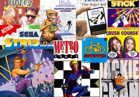 Algunas de las peores portadas de videojuegos de la historia