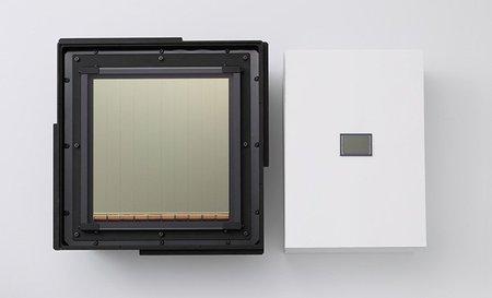 El sensor CMOS más grande del mundo, según Canon