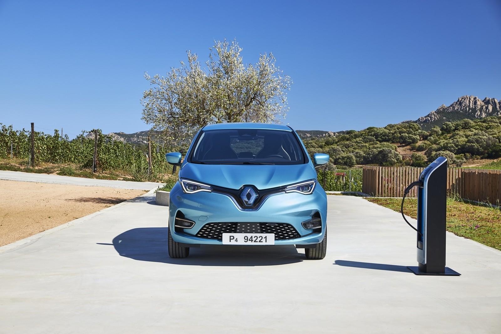 Foto de Renault ZOE 2020, prueba (8/37)