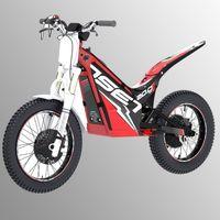 Una moto eléctrica de trial para niños con 1,6 CV por 3.400 euros: así es la Oset 20.0 Racing MKII