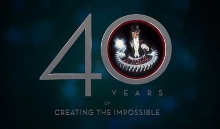 40 años de los mejores efectos especiales en un fantástico video