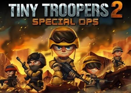 El juego Tiny Troopers 2 ahora también está disponible para Windows 8.1 y Windows 10
