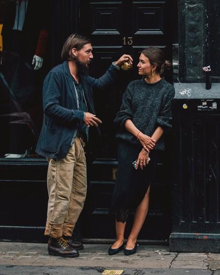 El Mejor Street Style De La Semana London Fashion Week Mens Trendencias Hombre 10