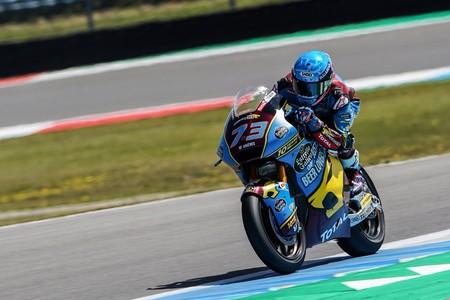 Marquez Assen Moto2 2019