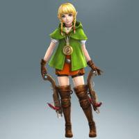 Linkle viene dispuesta a revolucionar La Leyenda de Zelda en Hyrule Warriors Legends