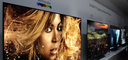 LG añade un nuevo modo de visualización de Technicolor a sus teles de 2017