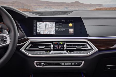 BMW X5 2019 pantalla