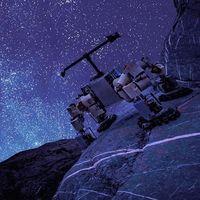 Contempla en acción a LEMUR, un robot cuya tecnología podría servir para escalar otros planetas