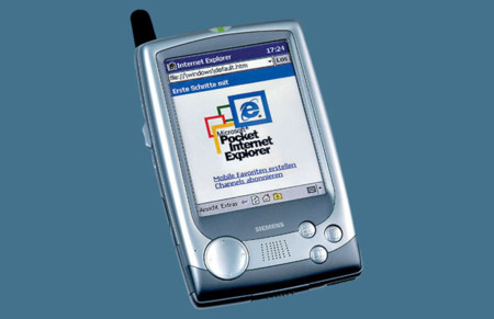 Cinco Moviles Que Marcaron El Ano 2001