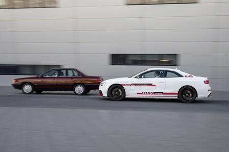 Audi 100 - Audi RS 5 TDI