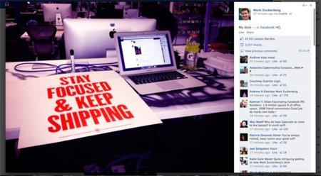 Facebook prueba un nuevo visor de fotografías similar al de Google+