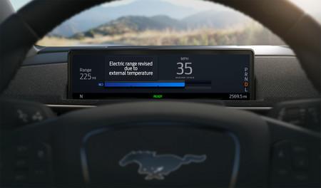 Ford Mustang Mach-E: sistema de Autonomía Inteligente