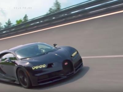 Así se fabrica el Bugatti Chiron, más complicado de lo que imaginabas