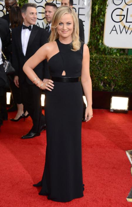 Amy Poehler Globos de Oro 2014