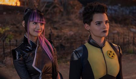 Deadpool 2 Negasonic Teenage Yukio Lesbians Lgbtq