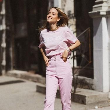Pantalón en tonos pastel: 17 ideas para inspirar tus estilismos