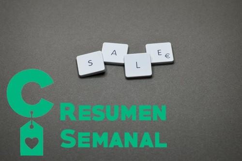 Resumen semanal: las 21 mejores ofertas y selecciones de la semana en eBay, ASOS o El Corte Inglés