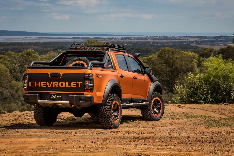 Foto de Chevrolet Colorado Xtreme Concept (8/28)