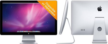 LED Cinema Display de 27 pulgadas de Apple disponible en breve