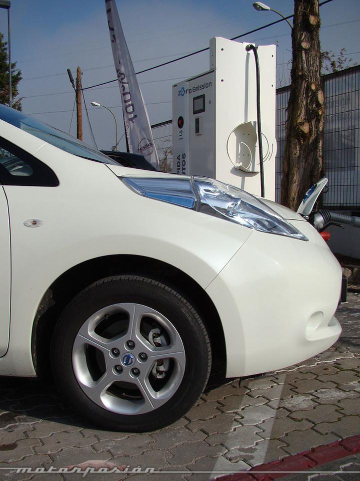 Foto de Nissan Leaf, prueba (5/27)