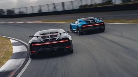 Bugatti Chiron Pur Sport Prueba En Pista 2