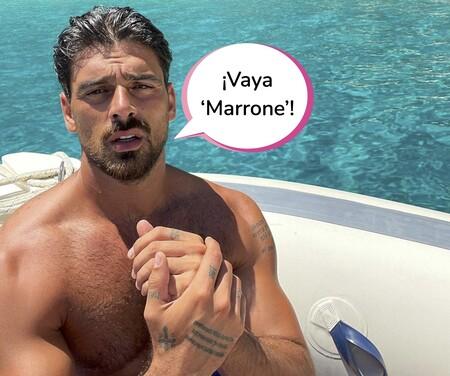 Michele Morrone (el macizo de '365 días'), muy cabreado por la filtración de estas fotos donde aparece completamente desnudo