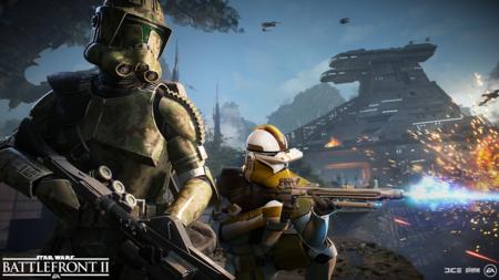 Se filtran los próximos contenidos que recibirá Star Wars: Battlefront II hasta finales de año