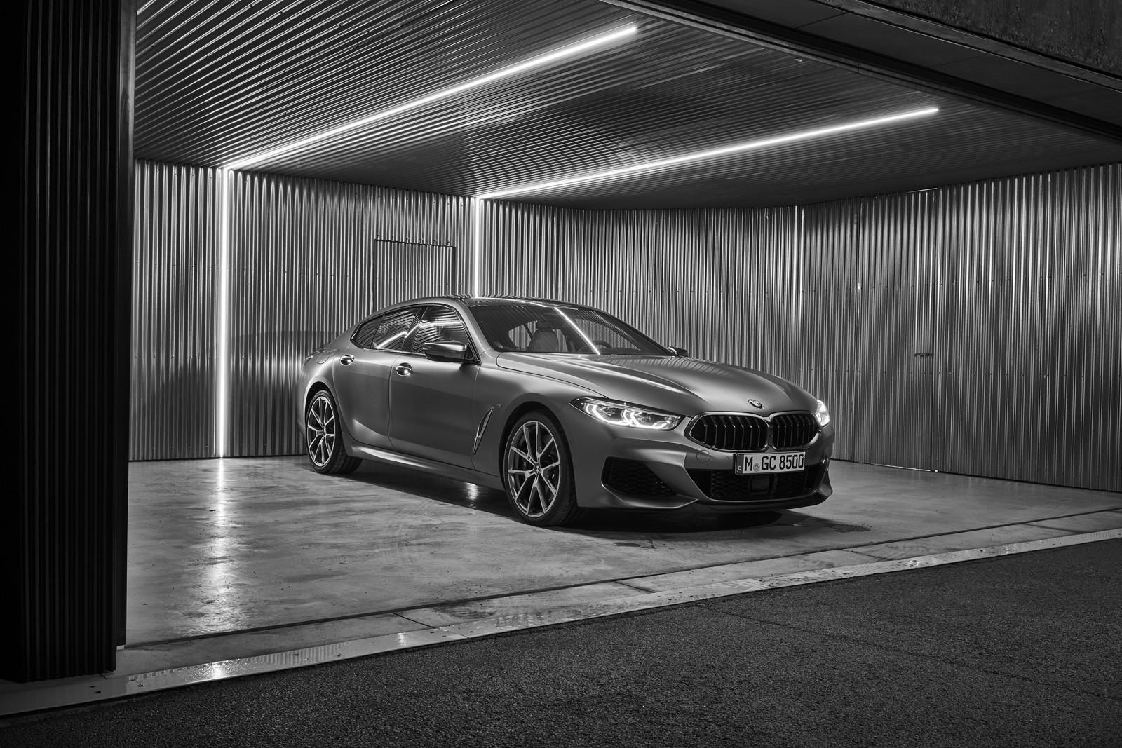 Foto de BMW Serie 8 Gran Coupé (presentación) (77/159)