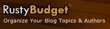 RustyBudget, sistemas de administración de blogs multiautor