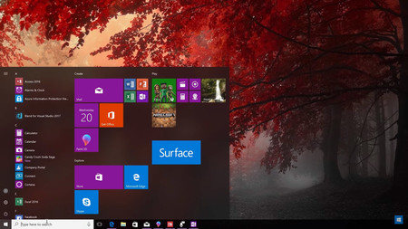 Así se verá Fluent Design en Windows 10 con la Fall Creators Update