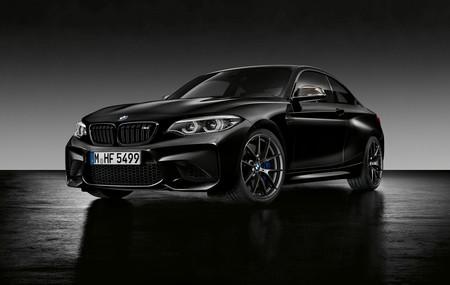 El BMW M2 Coupé Edition Black Shadow cuesta lo que tres Serie 1, porque la exclusividad cuesta