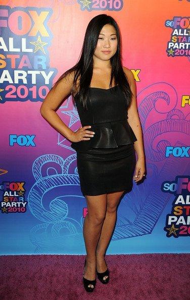 Look fiesta veraniega de Fox 2010 TCA. Jenna Ushkowitz