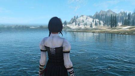 'The Elder Scrolls V: Skyrim' como nunca lo habías visto gracias al mod iCEnhancer. Sí, el del realismo gráfico visto en 'GTA IV'