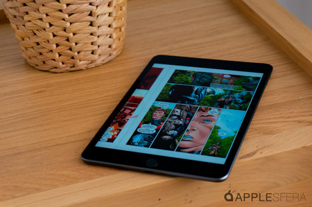 iPad mini 5 (2019) con 256 GB, solo Wi-Fi, por 485,99 euros