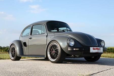 CarMaxx Classics Bugster 9.03, este Escarabajo en realidad lleva un Porsche Boxster dentro