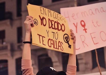 La Manada Somos Nosotras Las Mejores Pancartas De Las