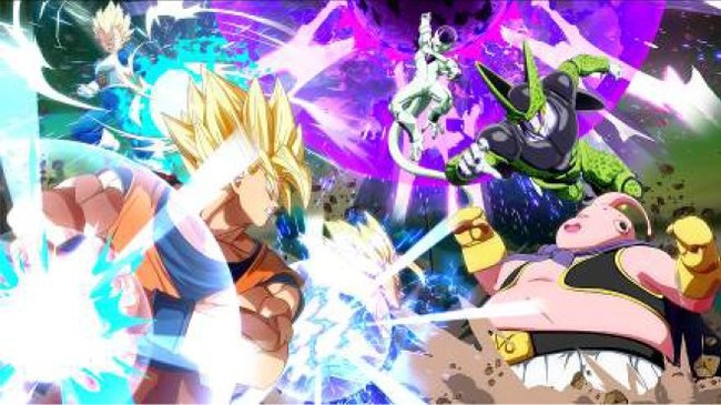 Dragon Ball Fighters 02
