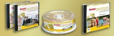 CD-R y DVD-R Preservation de Kodak, lo aguantan todo