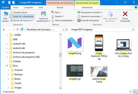 Busca archivos en Windows 10 como un profesional con estos