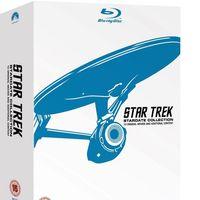 Oferta para trekkies: pack con 10 películas de Star Trek, en Blu-ray, por 29,99 euros y envío gratis