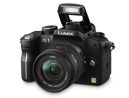 Panasonic Lumix DMC-G1, primera cámara Micro Cuatro Tercios