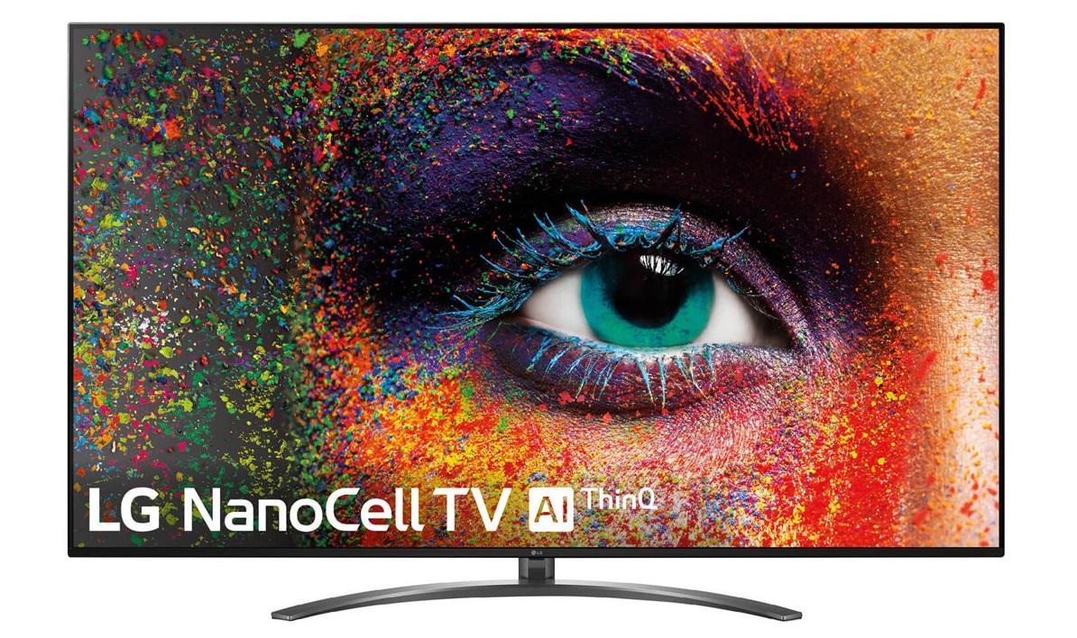"TV LED 189 cm (75"") LG 75SM9000 NanoCell 4K, HDR Smart TV con Inteligencia Artificial (IA)"